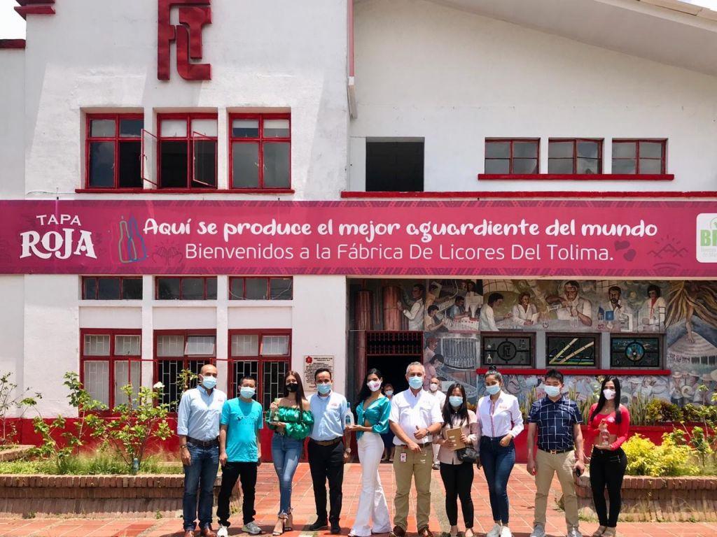 Fabrica de licores del Tolima en busca de nuevos mercados