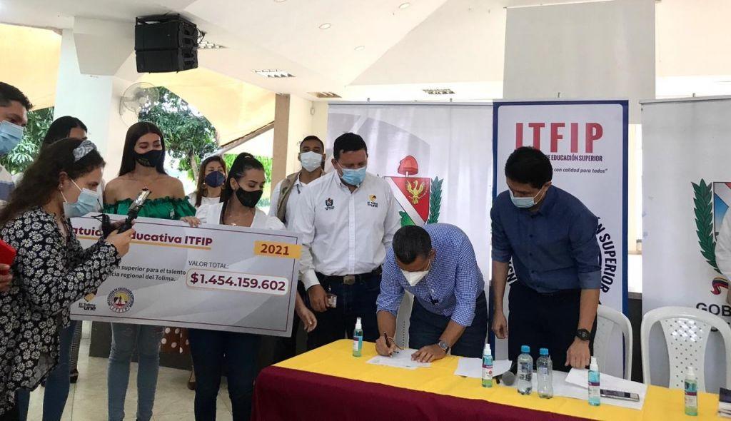 La FLT acompaña los procesos que hacen grande al Tolima