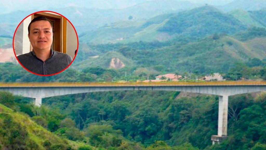 Cámaras y bocinas, para evitar suicidios en puente de la variante