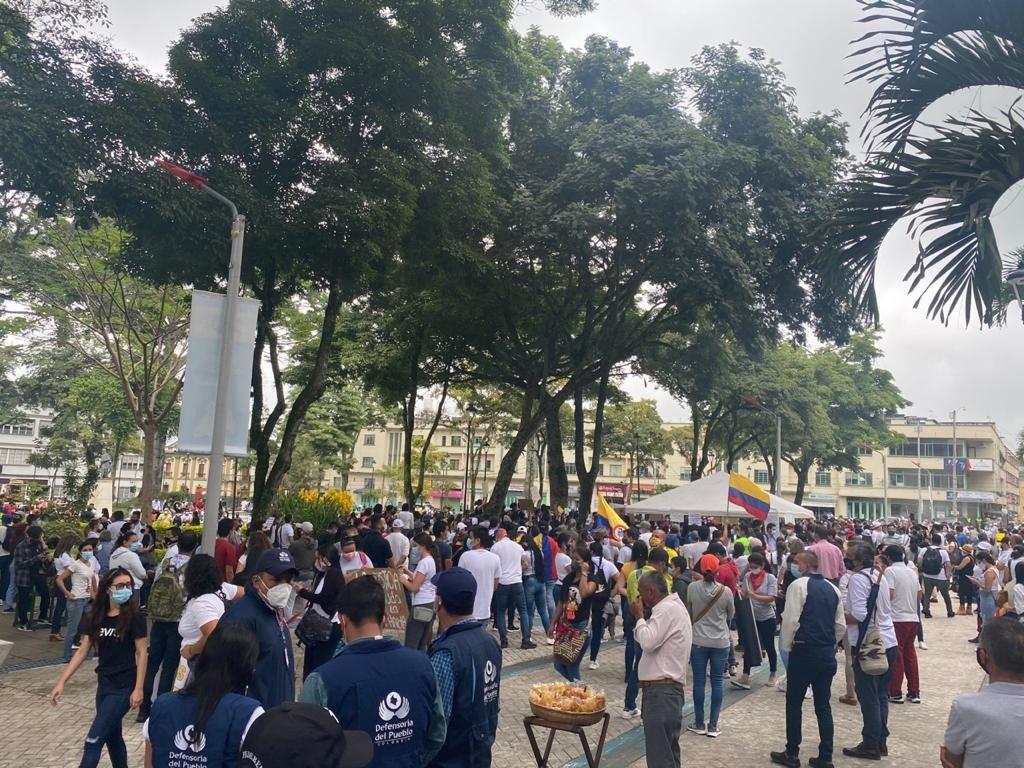 Una semana más de protestas en Ibagué, anuncia comité de paro