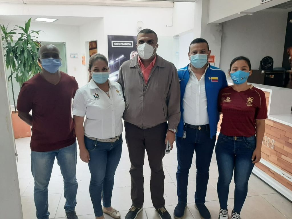 El deporte Paralímpico Une a la familia del deporte en Tolima y Colombia
