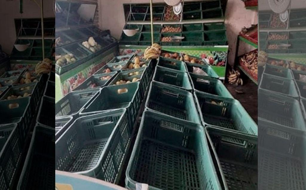 Desabastecimiento de alimento en Ibagué por el paro nacional