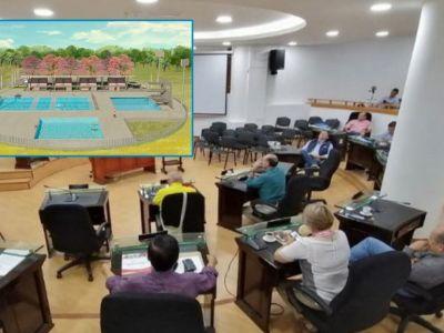 Diputados de doble moral, dejan sin complejo acuático a Ibagué