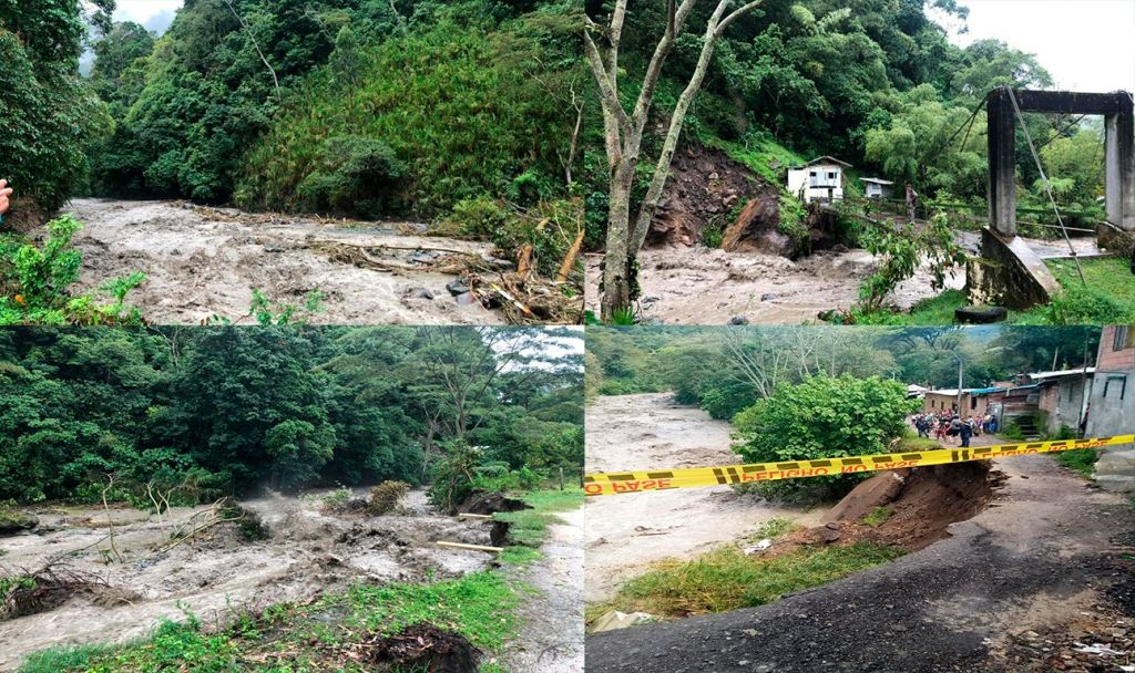 Las lluvias generan emergencias en Ibagué