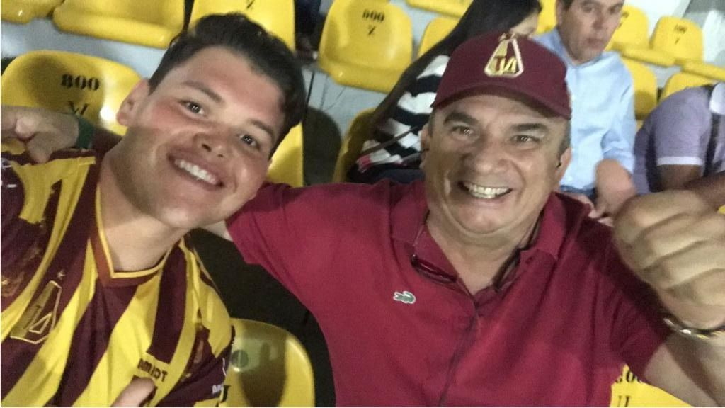 Falleció víctima del covid-19 Luis Fernando Méndez