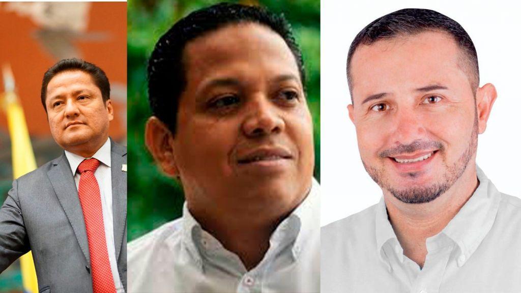 Alcalde de El Espinal, rompe con Aquileo; para casarse con Pinto