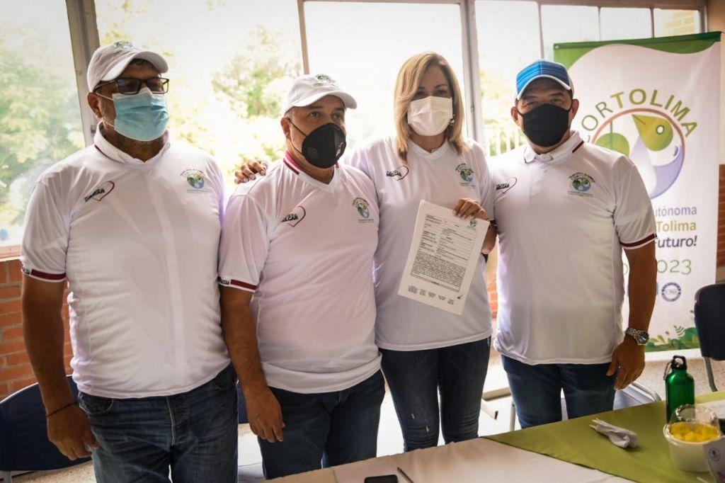En el Día del Ambiente, Cortolima apoya la construcción del Colector La Madroñala en Melgar
