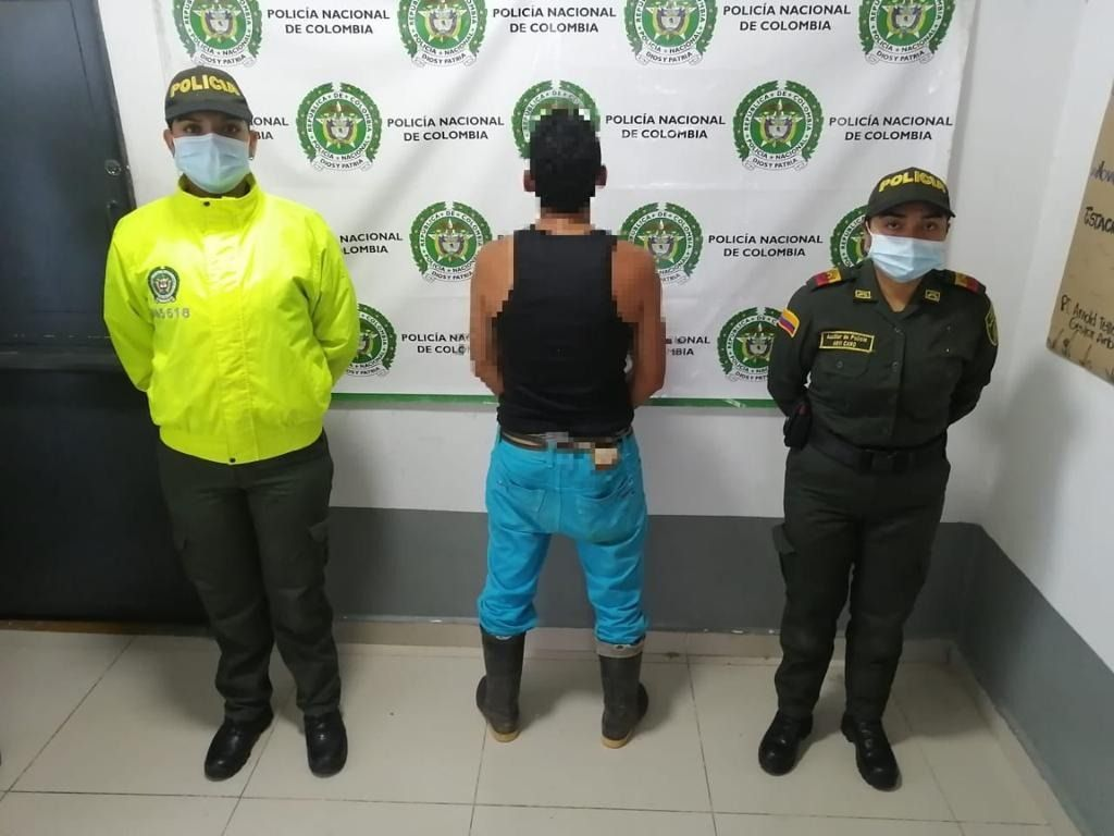 Alias 'Cachi' a la cárcel por  asesinar un joven en el sur del Tolima