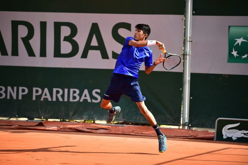 Balance positivo y de aprendizaje, dejó la participación de Johan Rodríguez en Roland Garros