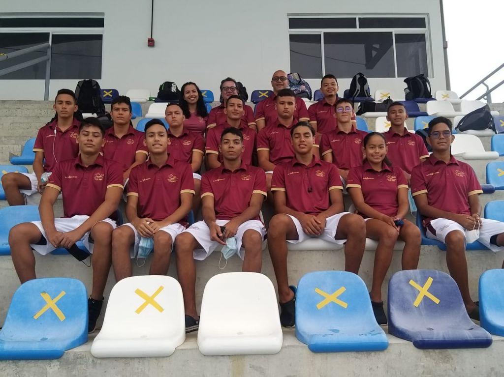 Con pie derecho arranca participación del Tolima en Nacional Interligas de Natación
