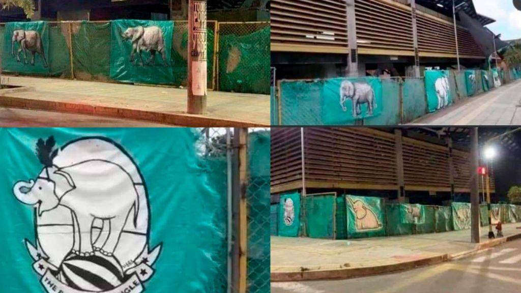 El elefante blanco de Luis H, Jaramillo y Hurtado