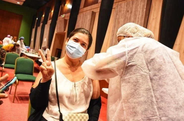 Tolima inicia 5 etapa del plan nacional de vacunación