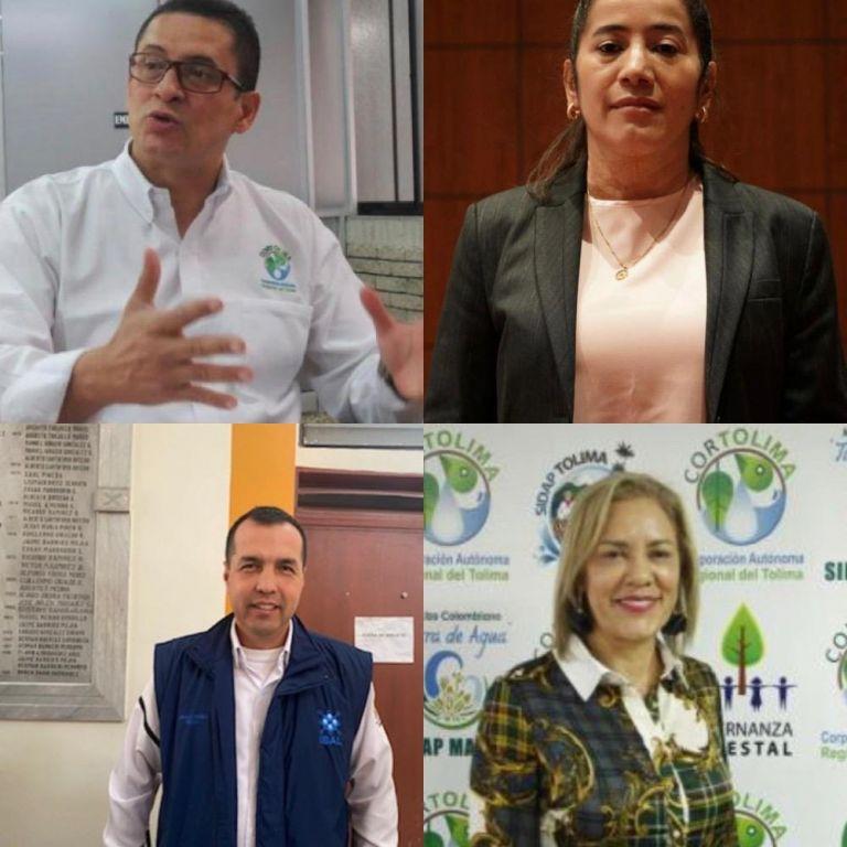 5 días de arresto para gerentes, y ex del IBAL Y Cortolima