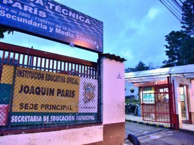 ¿Quién responde?, Primer brote de covid-19 en colegio público de Ibagué