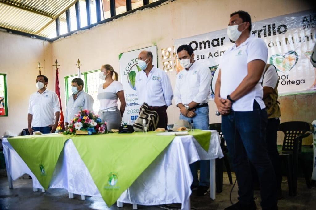 Mesa de Ortega, un nuevo corregimiento del Tolima con saneamiento básico.