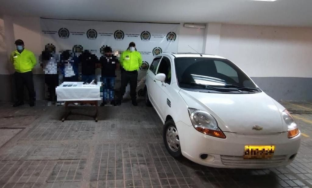 La banda delincuencial más peligrosa del oriente del Tolima