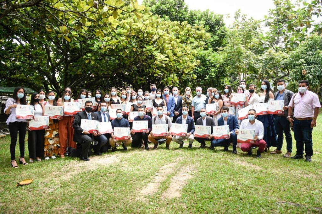 El reto de los jóvenes por el ambiente del Tolima