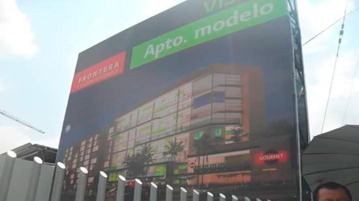Peligro inminente, alcaldía Ibagué deja construir edificio sobre un rio