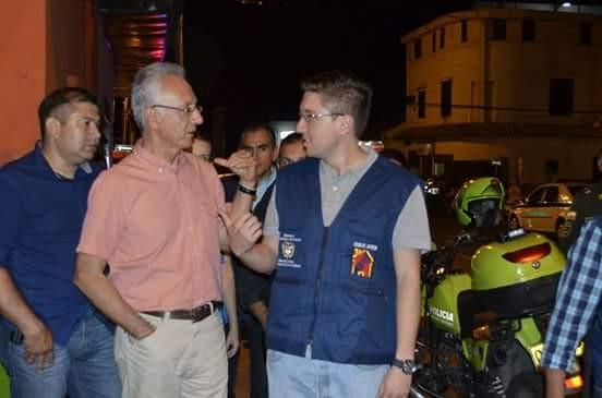 Denuncia: Alcaldía de Jaramillo tiene negocios favoritos qué no sellan