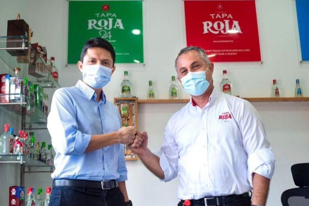 Fábrica de licores del Tolima apoyará el equipo de Fútbol de la primera C del ITFIP