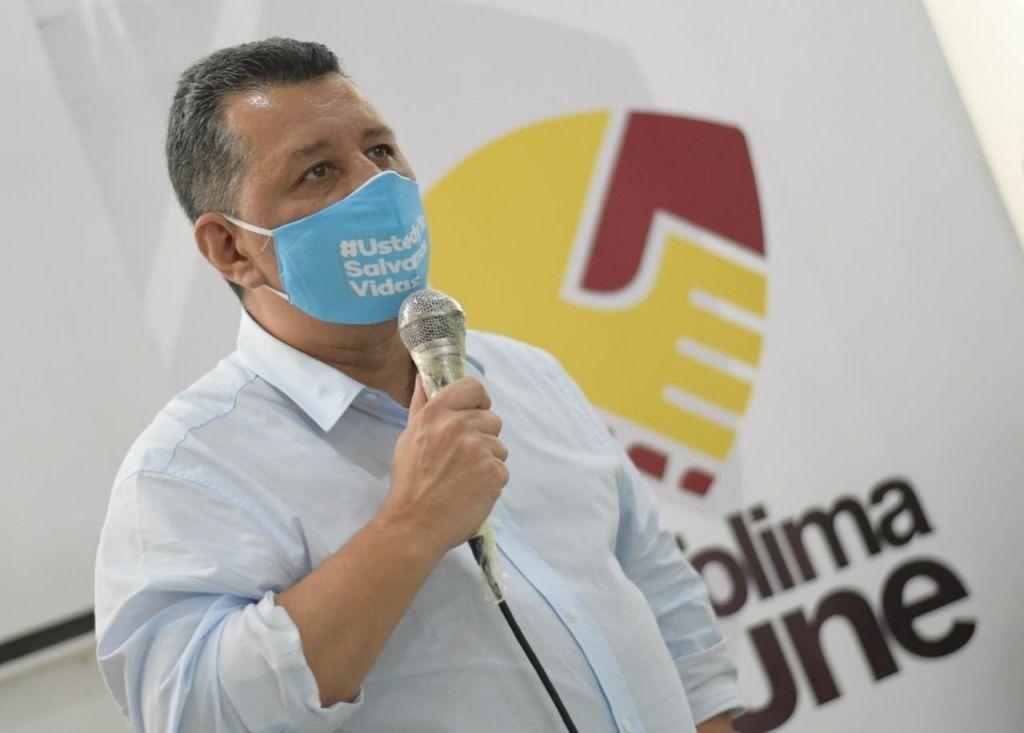 Gobernador preside consejo de seguridad, en el sur del Tolima