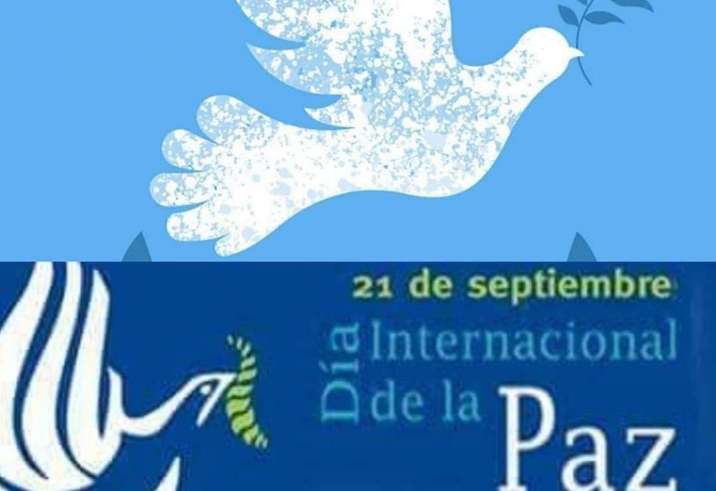 El 21 de septiembre es el Día Internacional de la Paz