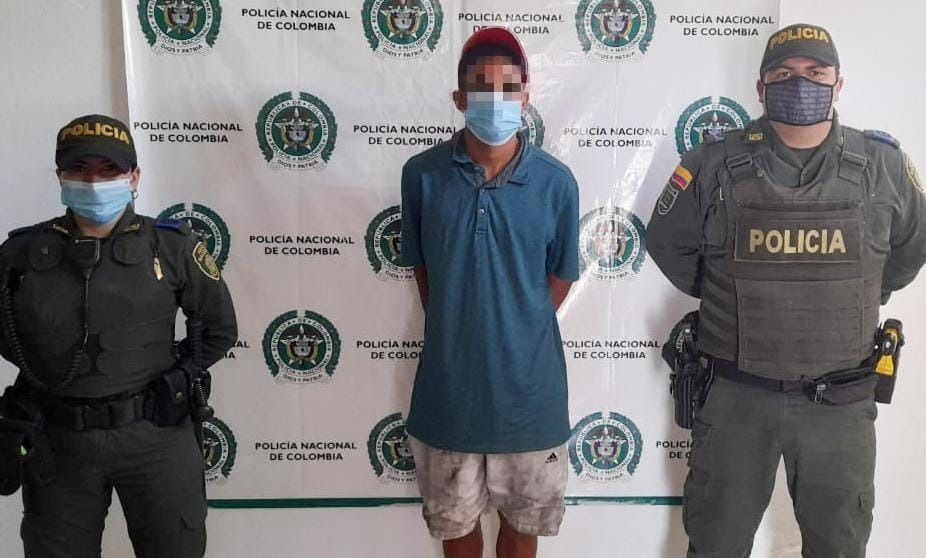 Cuando se robaba un millón de pesos, fue detenido en Ibagué