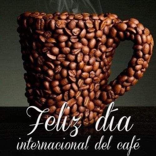 El 1 de Octubre, Día Internacional del Café.