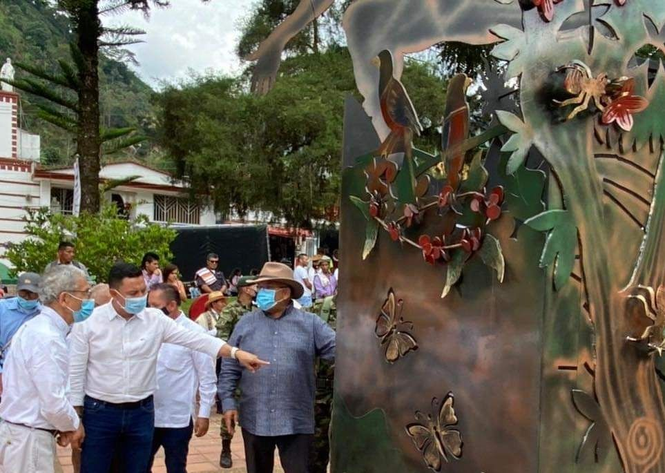 Un nuevo homenaje a las víctimas de la violencia del sur del Tolima