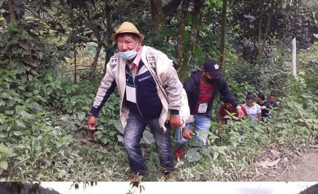 El Territorio Nasa en el Sur del Tolima, ejemplo de lucha,  trabajando por la paz y el desarrollo social y sostenible.
