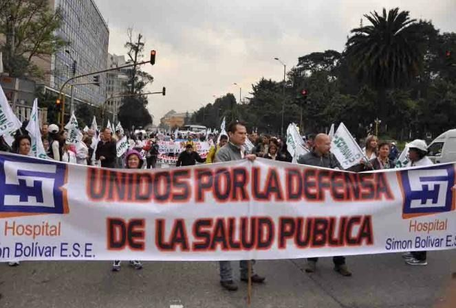 20 de octubre vuelven las protestas en las calles de Ibagué