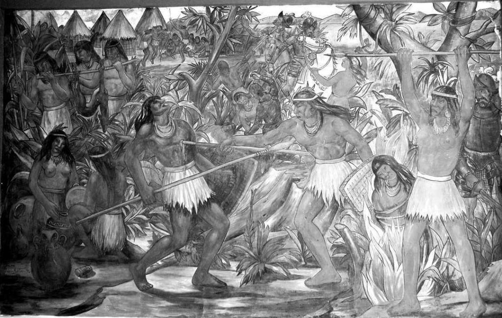 El 12 de octubre día de las Etnias.