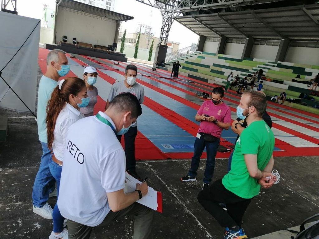 Avanzan los juegos Comunales en el Tolima