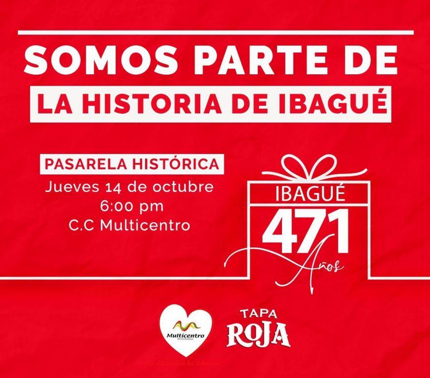 Aguardiente Tapa Roja, celebra los cumpleaños de Ibagué