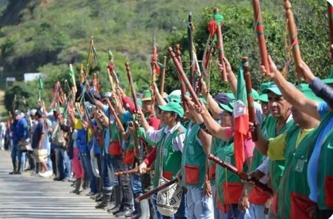 PGN exige acciones a favor de comunidades indígenas del Tolima.