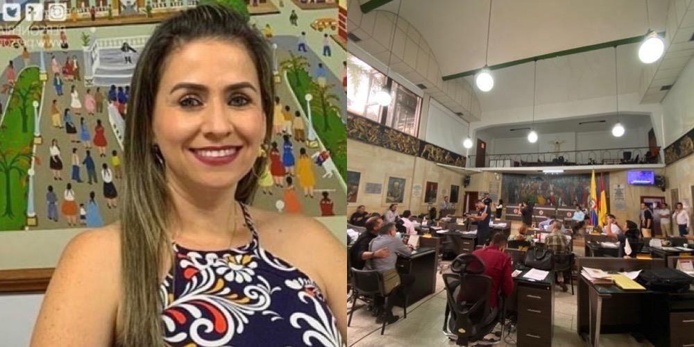 Personera de Ibagué se hizo reelegir con trampa: Denuncia concejal