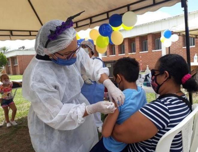 Vacunación masiva en el Tolima, para prevenir varias enfermedades