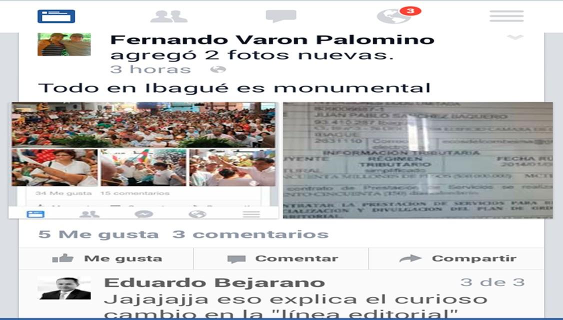 Abogado dice que Emisora cambio su criterio cuando firmó contrato con Alcaldía de Ibagué