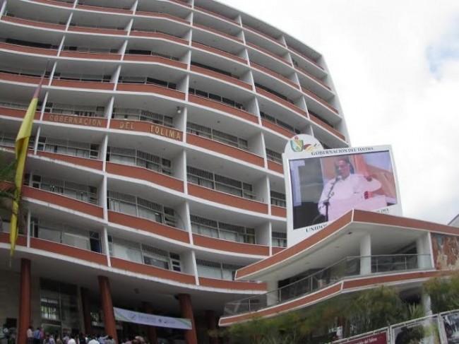 Gobernación oculta daños en su edificación después del temblor del pasado Martes