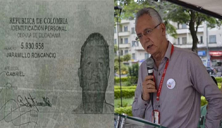 El muerto que desde su tumba pide justicia contra Alcalde Jaramillo