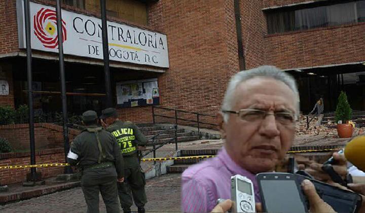 Contraloría rajo gestión de Jaramillo en Alcaldía de Bogotá (1 parte)