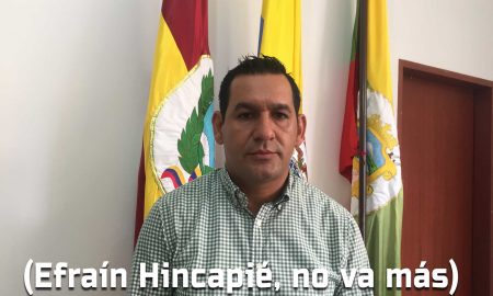 Carlos Andrés Castro, presidente del concejo. Cambioin