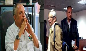 Oscar Barreto y Fernando Osorio. Cambioin