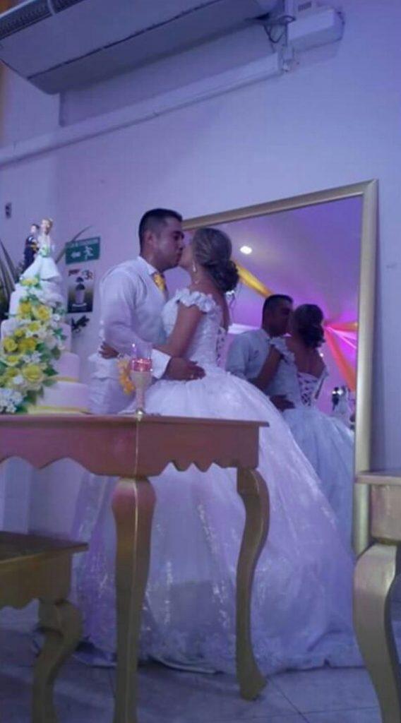 Otro singular matrimonio se registró en el Tolima – CambioIn